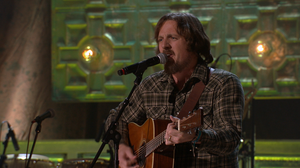 Sturgill Simpson Performing At The 2014 Americana Music Awards.