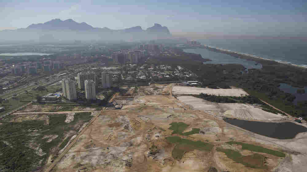 Olympic Golf Course Makes Rio Greener But Turns Some Residents Red