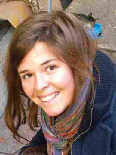 Members of the family of Kayla Mueller, 26, have confirmed that their daughter has been held captive since being taken prisoner in 2013 while doing humanitarian work in Syria. ISIS claims Mueller died in an airstrike Friday.