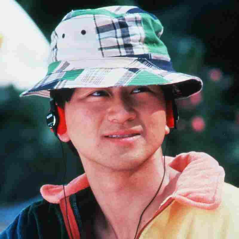 Gedde Watanabe as Long Duk Dong in Sixteen Candles.