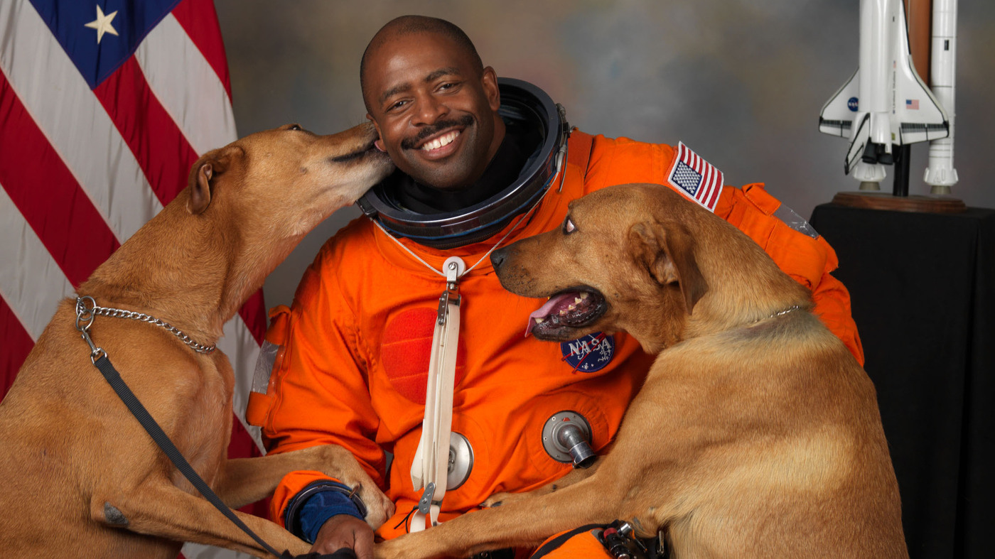 From Touchdowns To Takeoff: Engineer-Athlete Soared To Space