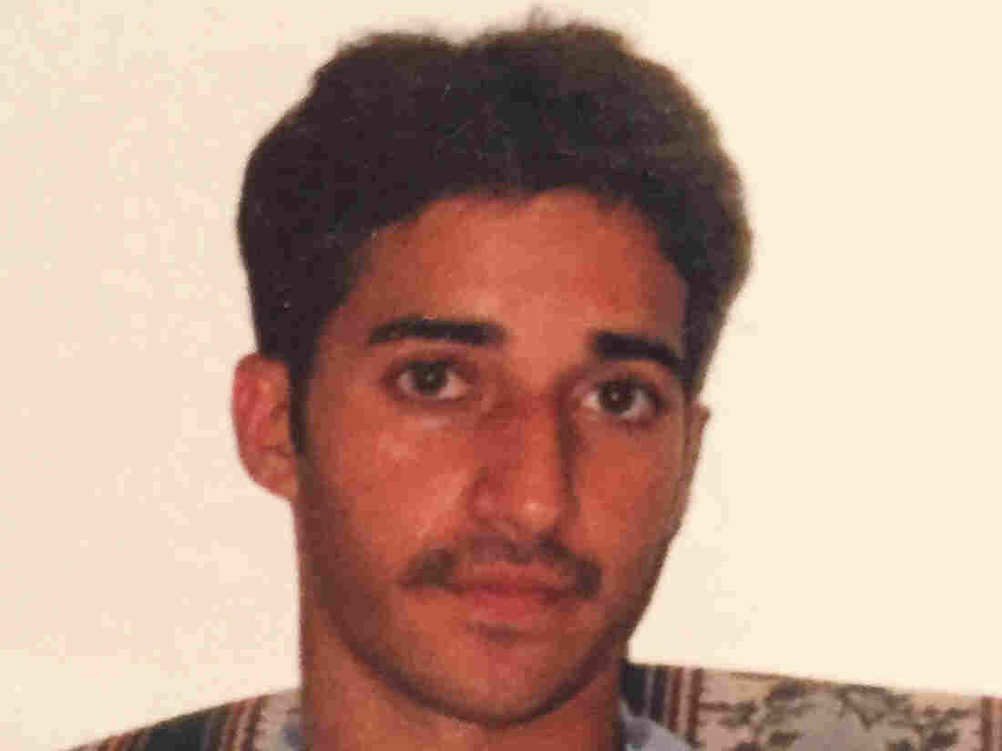 An undated photo provided by Yusuf Syed shows his brother, Adnan Syed. Adnan Syed, now 33, was the subject of a popular public radio podcast that raised questions about his guilt. A Maryland court on Saturday granted his request for an appeal.