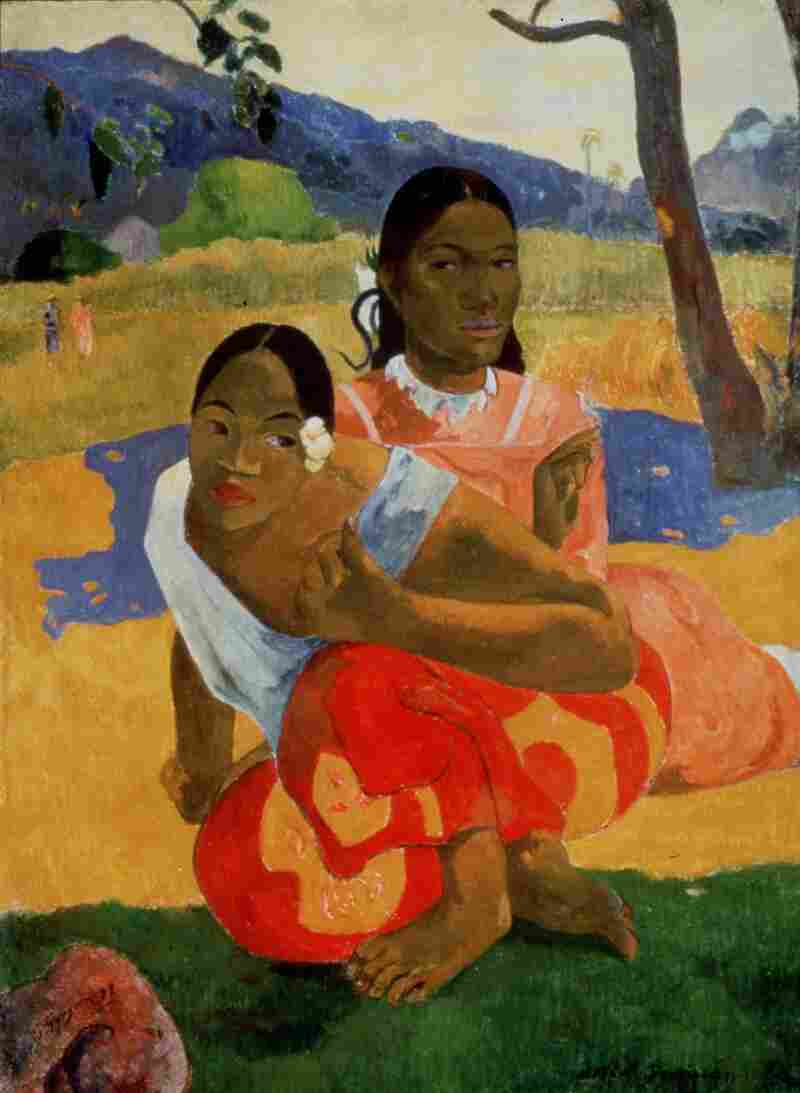 Nafea Faa Ipoipo (When Will You Marry?), a 1892 oil on canvas by French artist Paul Gauguin, was reportedly sold for a record $300 million.