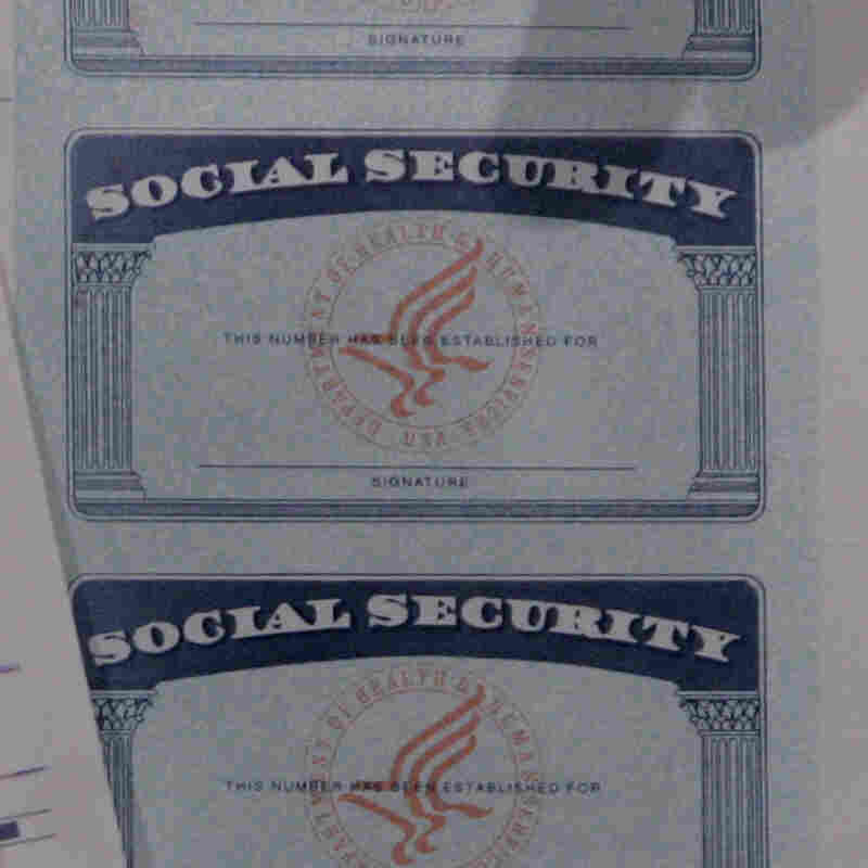 Victims Of Social Security Number Theft Find It's Hard To Bounce Back