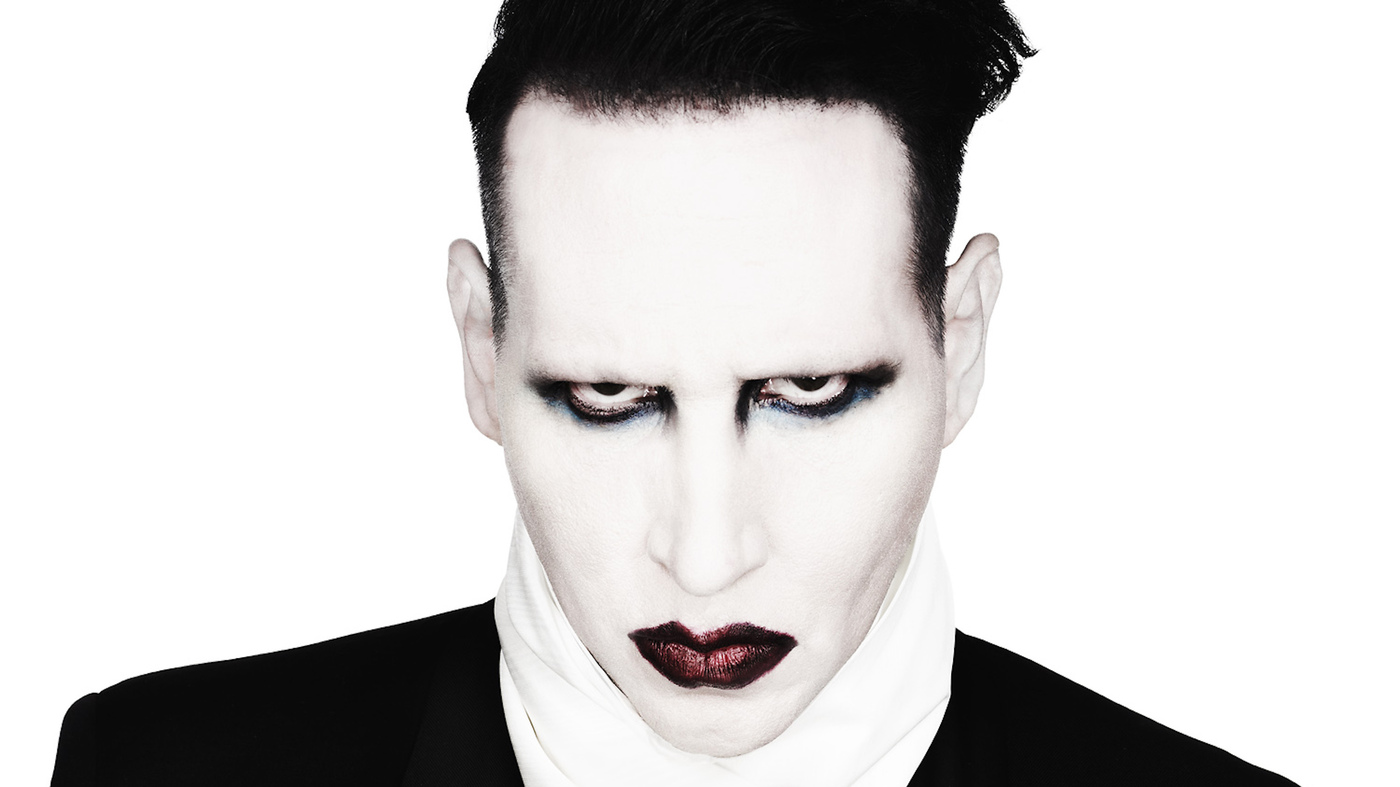 marilyn manson on world cafe world cafe npr. Black Bedroom Furniture Sets. Home Design Ideas
