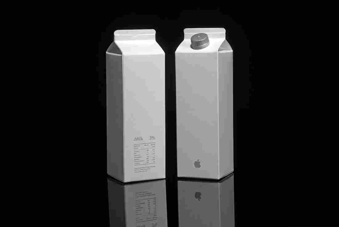 iMilk by Apple.