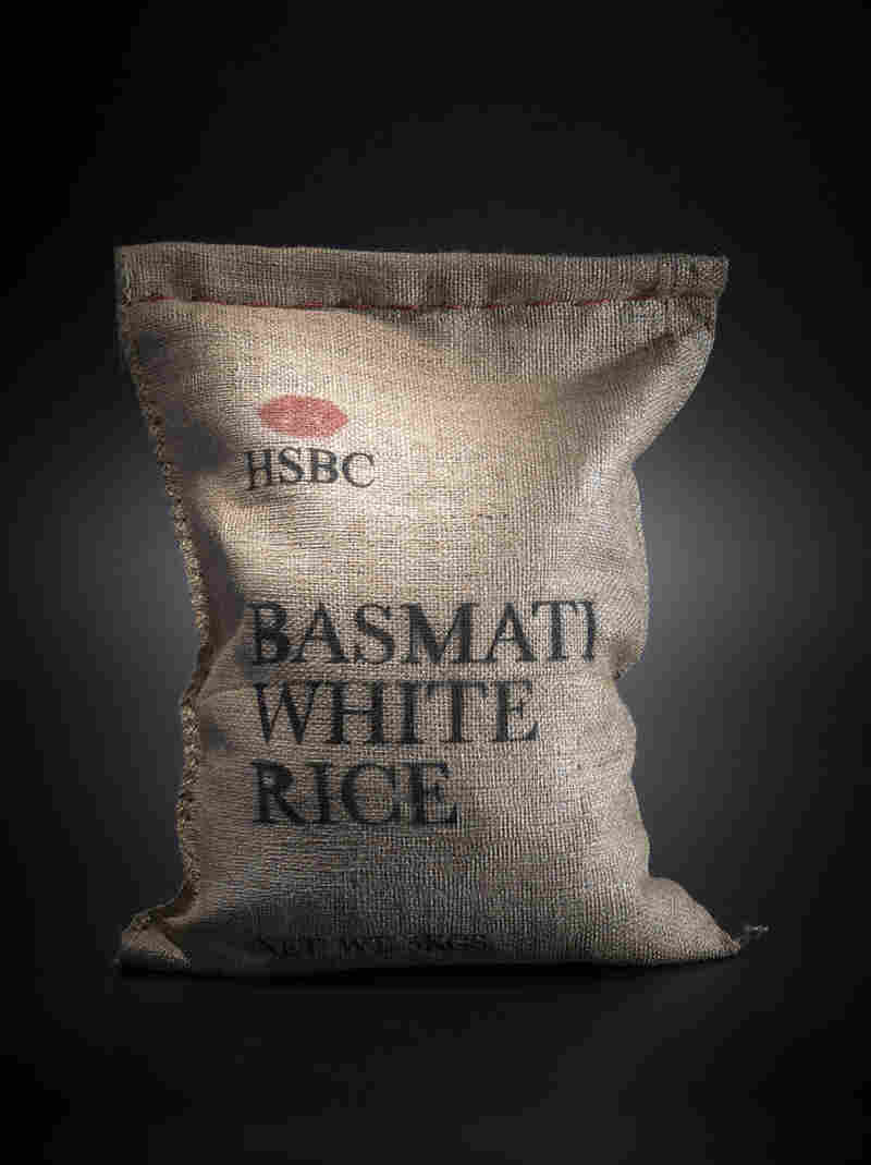 Basmati rice by HSBC
