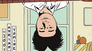 Graphic Novelist Adrian Tomine Takes On The Notorious Long Duk Dong