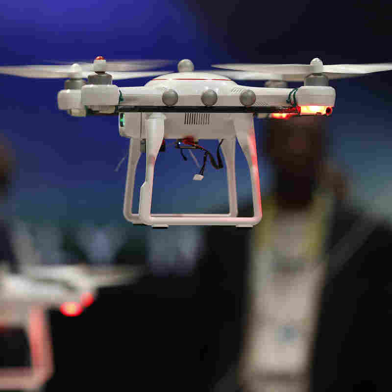'Drone Shoot-Down Bill' Advances In Oklahoma