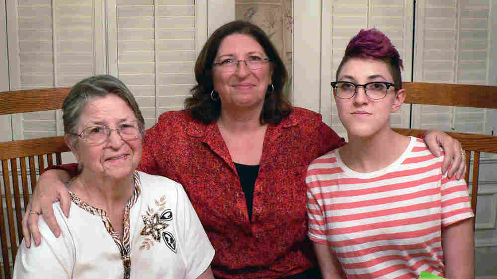 What Causes Breast Cancer? These Families Want To Help Find Out