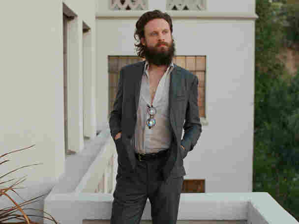 Father John Misty's latest album is titled I Love You, Honeybear.