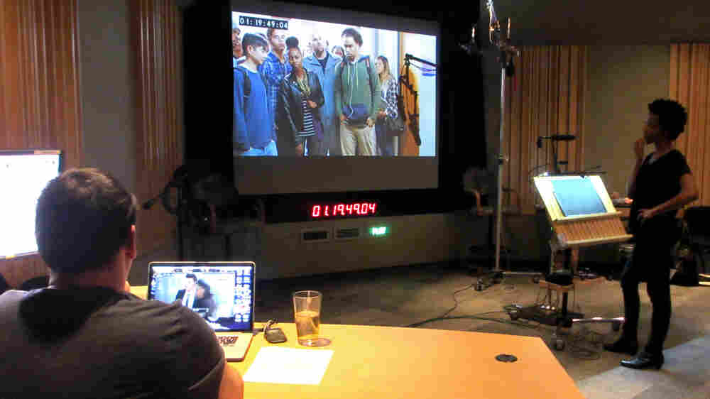 Never Seen And Sometimes Barely Heard, Loopers Fill In Hollywood's Soundtrack