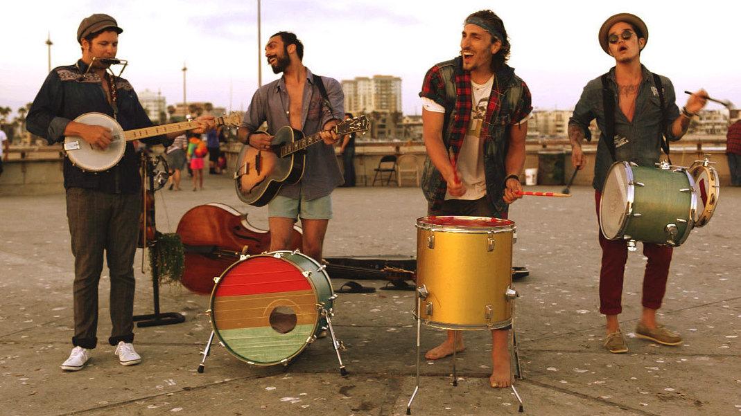 Songs We Love: Magic Giant, 'Burn It Down' : NPR