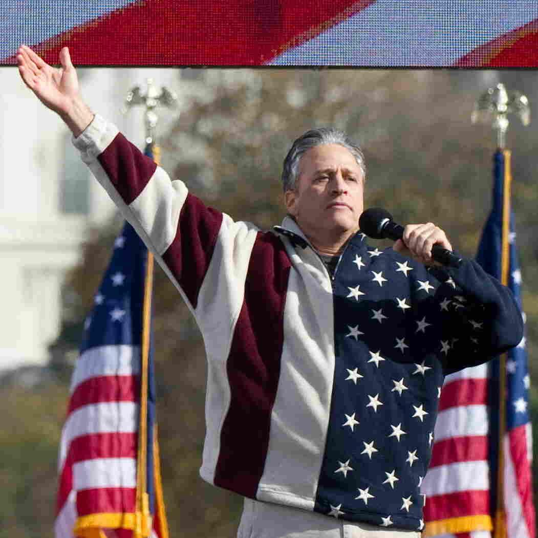 5 Things Jon Stewart Reminded Us About Politics