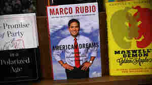 Marco Rubio's second book is titled American Dreams: Restoring Economic Opportunity for Everyone.