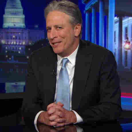 Jon Stewart taped an episode of The Daily Show on Tuesday, hours before the news broke that he plans to leave the show.