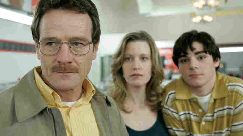 Breaking Bad's Walter White always insisted his bad deeds were for a good cause: helping his family.
