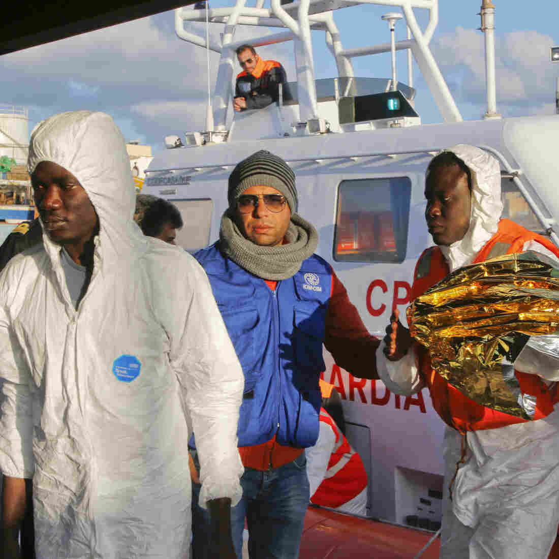 U.N. Calls On EU To Expand Rescue Of Migrants In Mediterranean
