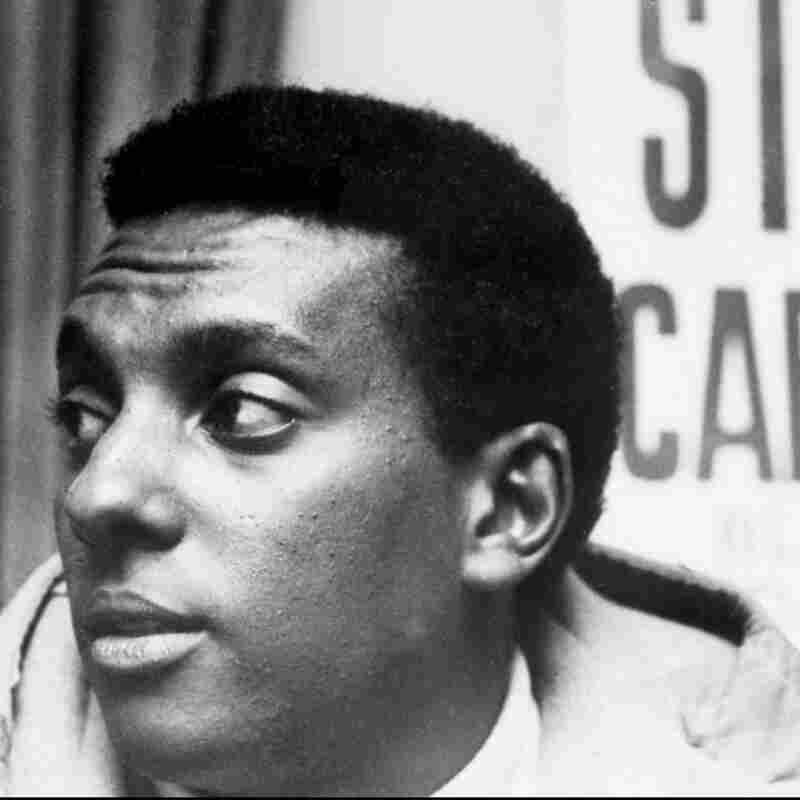 Stokely Carmichael, shown here in 1967. Historian Peniel Joseph argues Carmichael's writings on slavery and capitalism deserve more attention.