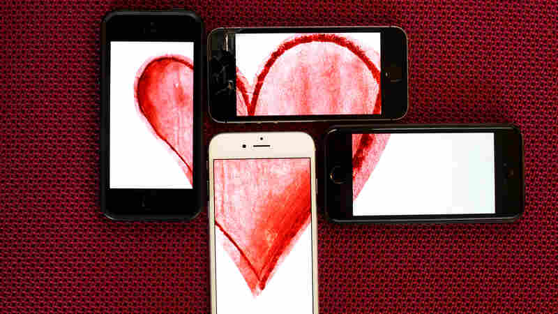 Apps Can Speed The Search For Love, But Nothing Beats A Real Date