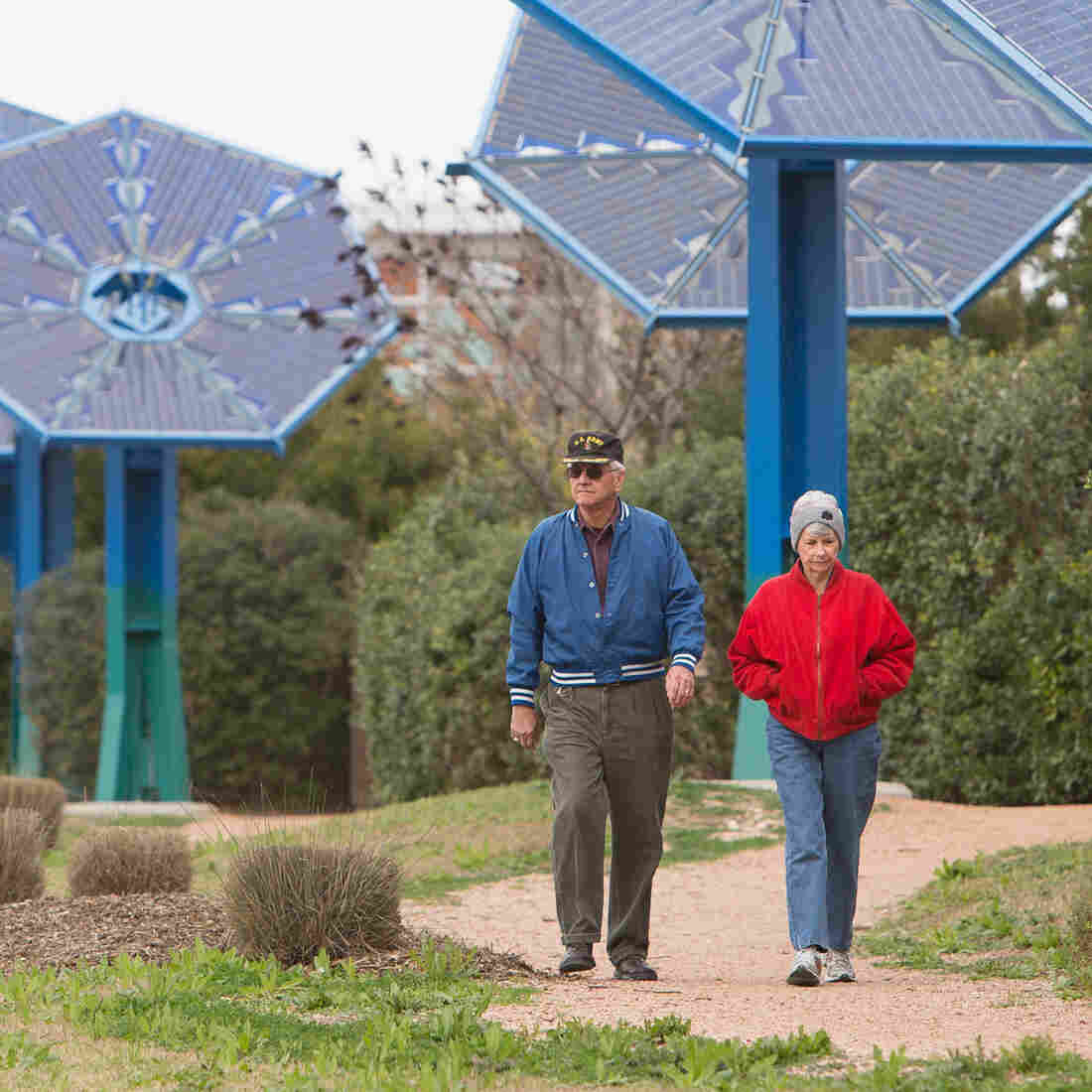 With Porches And Parks, A Texas Community Aims For Urban Utopia