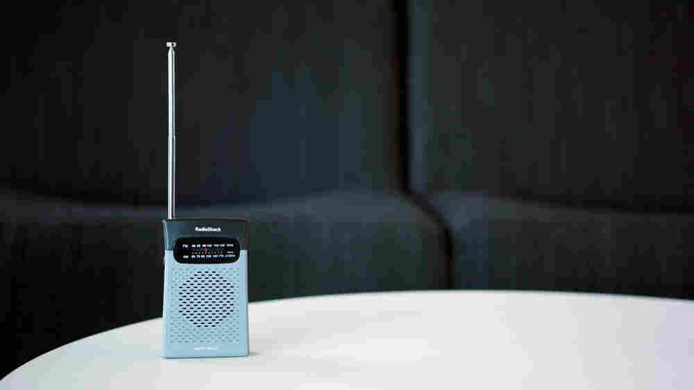 Finding A 'Radio That Is Just A Radio' In The Digital Age