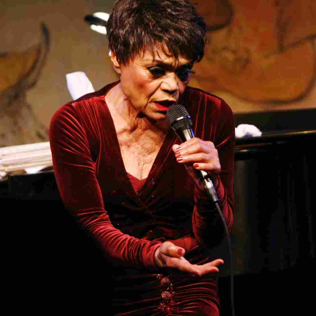 Eartha Kitt On Piano Jazz
