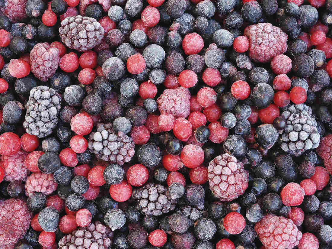 Dole Packaged Foods estimated that 60 percent of frozen fruit purchased went into smoothies, up from 21 percent in 2006.