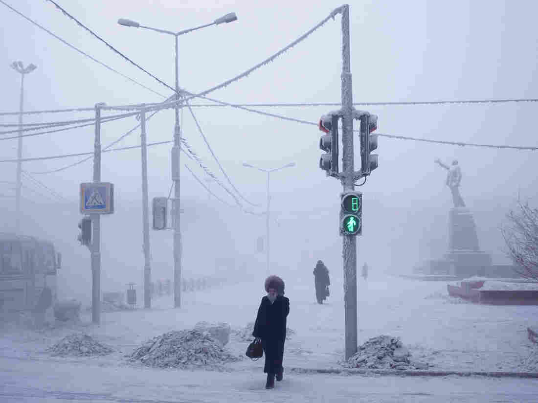Yakutsk, Russia is the world's coldest city: average winter temperatures hit -30 degrees. It's also the largest city built on permafrost.
