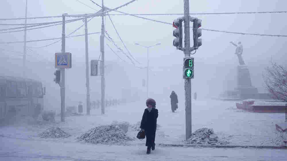 Thrilled By Chills? Take A Look At The World's Coldest City