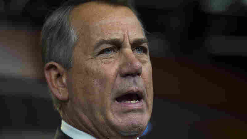 Boehner Blames Democrats For Scuffle Over Homeland Security Funding