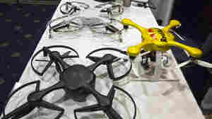 Commercial Drone Rules To Limit Their Weight, Speed And Altitude