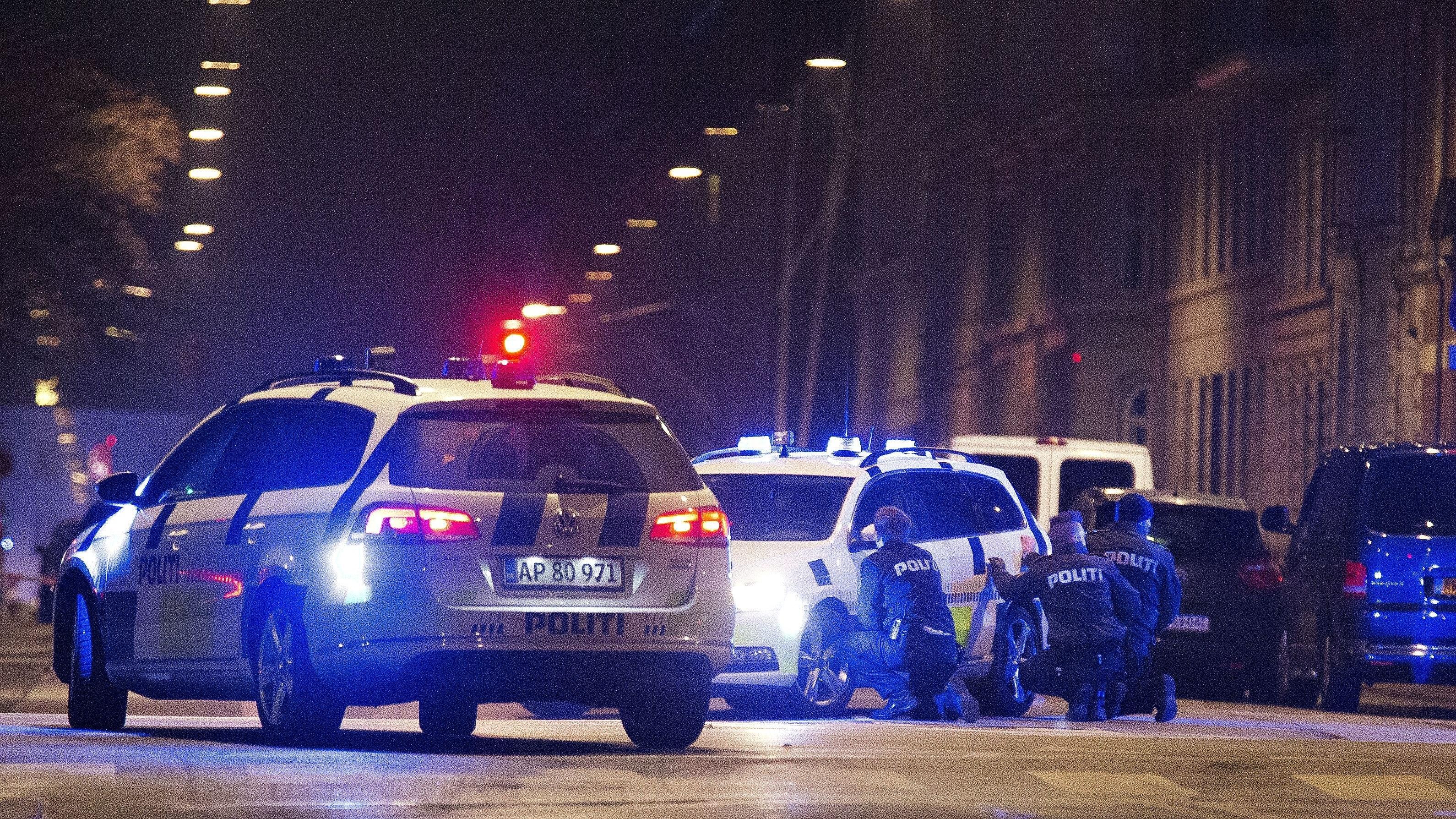 Suspect In Copenhagen Attacks Killed, Police Say