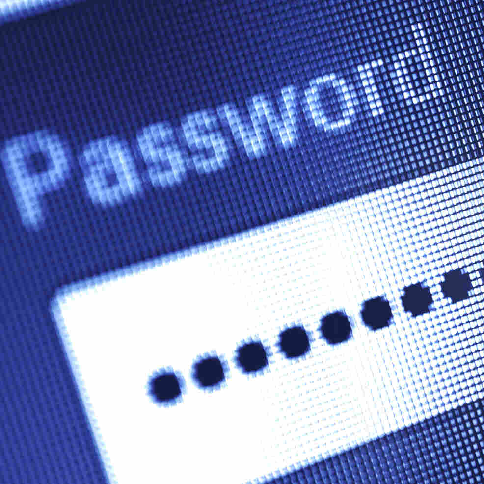 You Might Want To Take Another Pass At Your Passwords