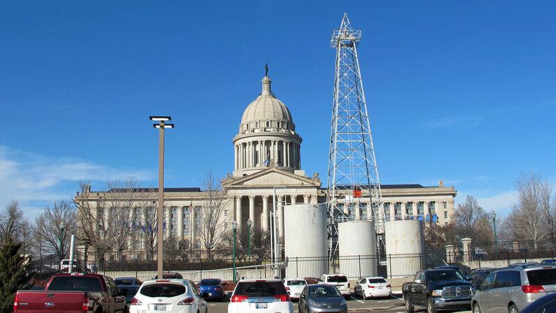 Oil states oklahoma city
