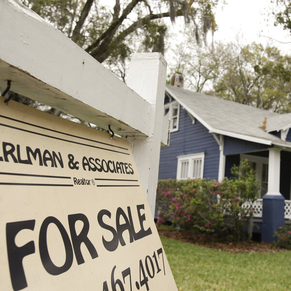 Despite Recovery, Many Find Home Loans Still Hard To Get