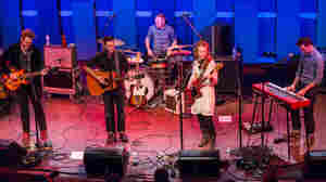 The Lone Bellow On World Cafe