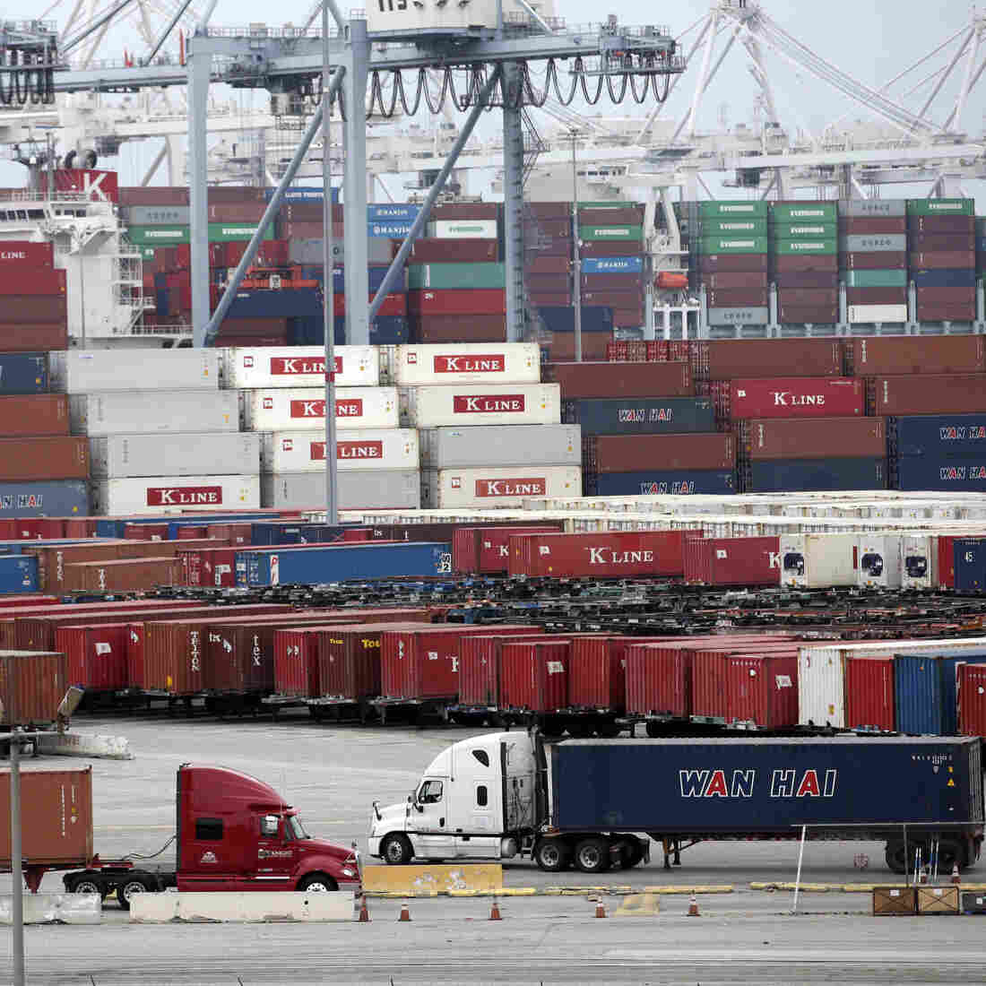 U.S. West Coast Port Dispute Forces Shippers To Find Alternatives