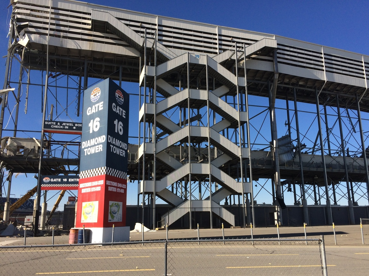 Nascar enters new season after shifting gears to bump for Charlotte motor speedway ticket office