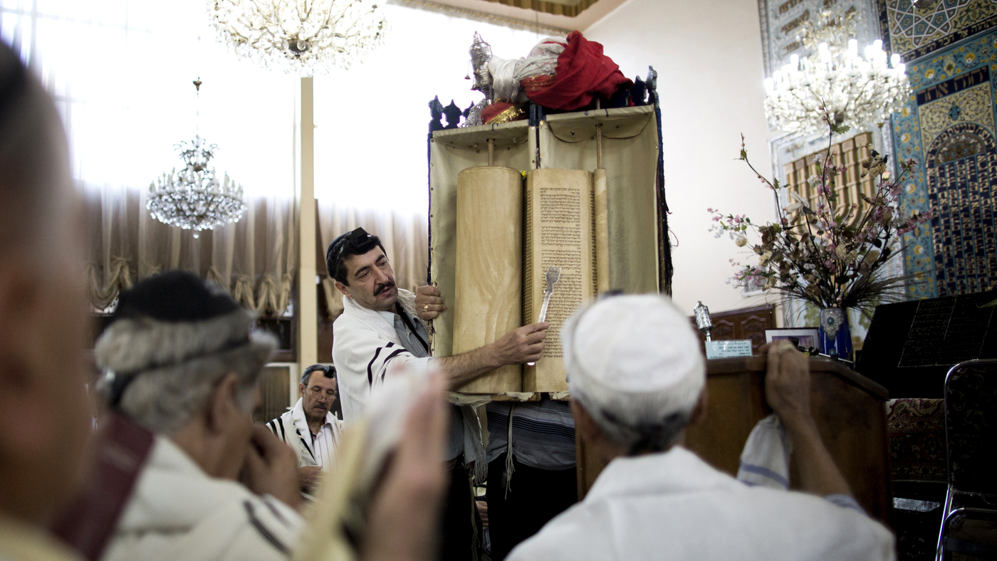 World Population By Race >> Iran's Jews: It's Our Home And We Plan To Stay : Parallels : NPR