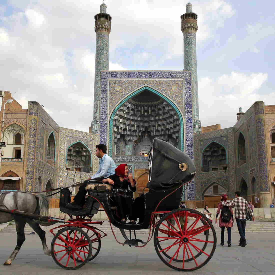 'You Are Invited': Isolated Iran Seeks Foreign Tourists