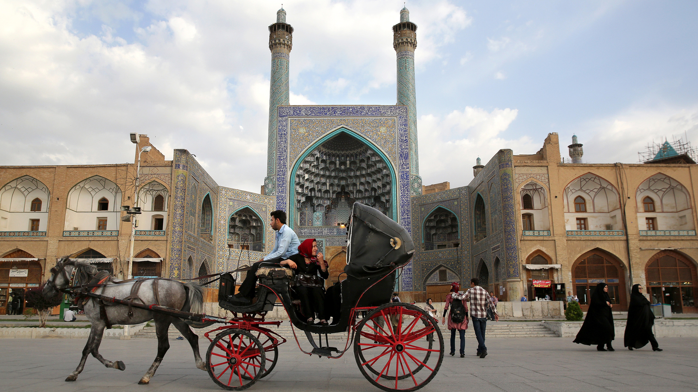 you are invited isolated iran seeks foreign tourists parallels