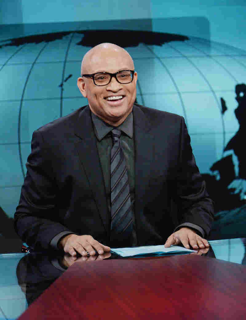 Larry Wilmore debuts Comedy Central's The Nightly Show with Larry Wilmore on Jan. 19.