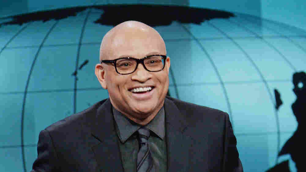 For Host Larry Wilmore, A Year Of 'Extraordinary' Highs And 'Humbling' Lows
