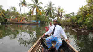 Wilbur Sargunaraj tours the backwaters of Kerala, India.