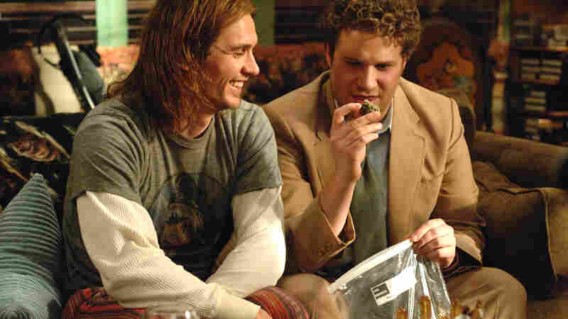 After the pot-smoking comes the insatiable hunger. Just ask James Franco and Seth Rogen's weed-loving characters in Pineapple Express.