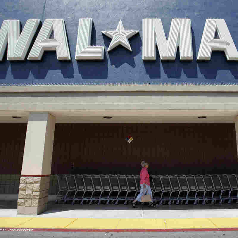 Wal-Mart says it will raise hourly wages for thousands of full- and part-time employees.