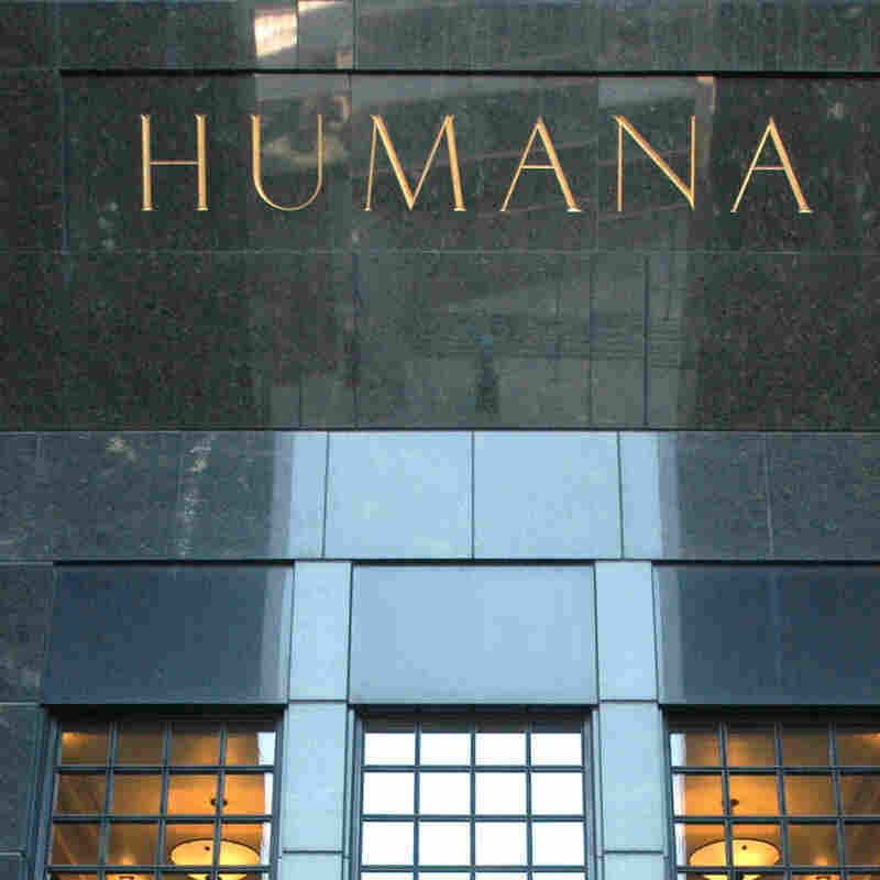 Health insurer Humana Inc. disclosed that its Medicare Advantage plans are being looked at by the feds.