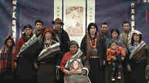Tibetan Villagers Pose Before Backdrops, Earn Oscar Nomination