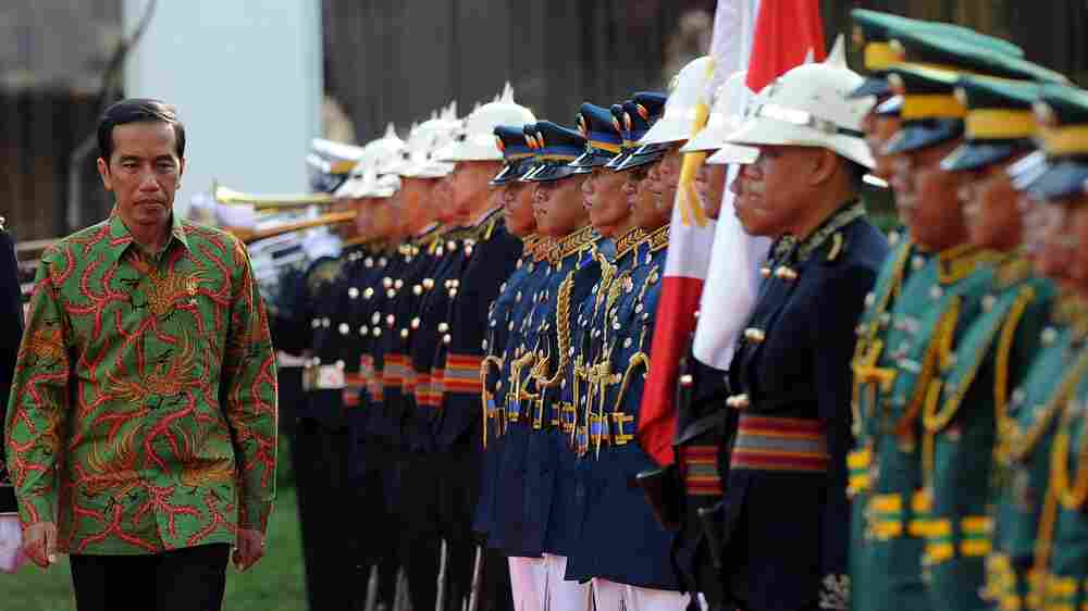 Indonesia's President: Fan Of Megadeth, Defender Of Death Penalty